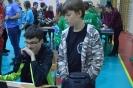 Druźyna ALPHA z MDK na turnieju robotycznym First Lego League w Kraśniku