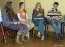 Spotkanie z Karolem Olczakiem w ramcha projektu ''Link do przyszlości'' w MDK-u