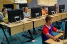 Wakacyjne warsztaty radiowo-informatyczne w GBP w Wyrykach