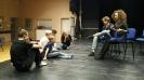 Warsztaty teatralne z Krzysztofem Roguckim i Anną Wolszczak