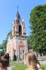Wychowankowie MDK w Wilnie