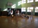 Występ teatru Hesperydy w Publicznym Gimnazjum nr 1 we Włodawie